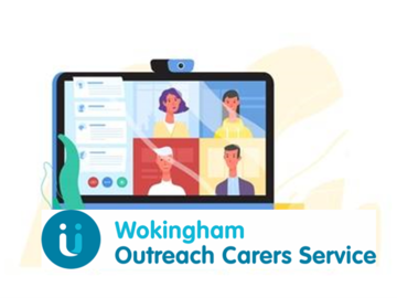 Free: Wokingham Virtual Carers Support Group