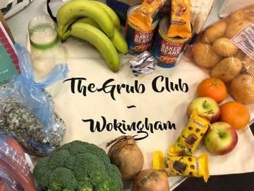 Free: The Grub Club Wokingham