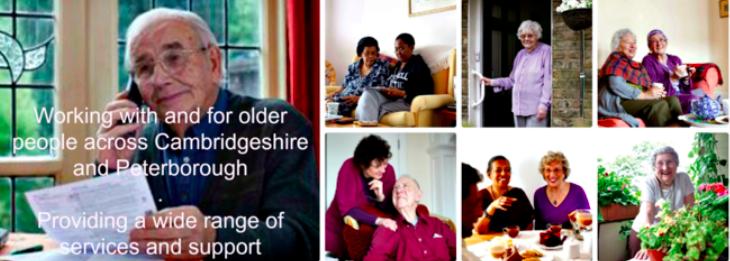 Free: Age UK Cambridge - Sharing Time