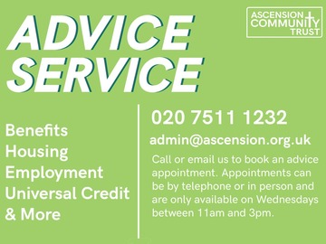 Free: Advice Service