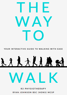 Custom pricing: Preview copy of 'The Way to Walk' book