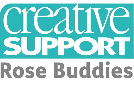 Free: Rose Buddies, Creative Support